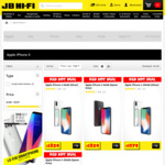 Apple iPhone X 64GB $1329 (Was $1579), 256GB $1579 (Was $1829) @ JB Hi-Fi