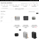 Bang & Olufsen Beoplay Speakers 30% off: M3 $314.30, M5 $629.30, A6 $839.30, A9 $2449.30 @ David Jones