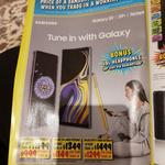 Min $200 off Outright Purchase on S9/S9+/Note 9, When You Trade-in A Working Phone (and Claim JBL Duet Headphones) @ JB Hi-Fi