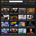 Additional 6.66% off Fanatical Halloween Sale (Company of Heroes 2: Master Collection - $10.72, Child of Light $7.28 etc)