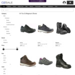 OzSale - Hi-Tec & Magnum Shoes up to 75% off + an Extra 20% off Today Only