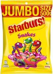 Starburst Snakes 500g $2.78 (Was $4.29) + Delivery (Free with Prime/ $49 Spend) @ Amazon AU