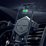FLOVEME 10W Qi Wireless Charger Car Phone Holder Gravity Auto Lock Stand AU$12.98  Delivered @ Banggood (Via Mobile App)