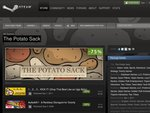 The Potato Sack - 13 hit indie games for $39