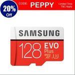 Samsung 128GB Evo Plus Micro SD Card $26.36 + Delivery (Free with eBay Plus) @ Apus Auction eBay