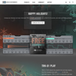 TRK-01 Play - Kick and Bass Instrument Plugin Download for REAKTOR 6 Player (Free) + AU $39 Coupon Code @ Native-Instruments.com