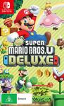 [Switch] New Super Mario Bros. U Deluxe $69 Delivered @ Amazon AU or ($69 pickup from JBHifi or BigW)