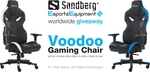 Win a Voodoo Gaming Chair from Sandberg