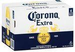 Corona Extra Beer Case 24x355ml Bottles (4x6pack) $44.80 Delivered @ Cub_beer eBay