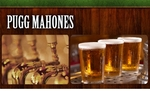 $19 for 5 Pints at Pugg Mahones in The Heart of The CBD. Normally $47.50 [VIC]