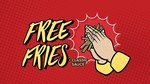 [VIC] Free Fries from 12pm-2pm on 17/3 Docklands @ Lord of The Fries