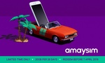 SIM with Two Renewals of amaysim Unlimited 20GB Mobile Plan with 28-Days Expiry $4.97 (Was $9.95) @ Groupon (New Customers)