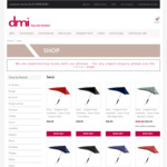 Senz Original Stick Umbrella - Selected Colours $20 (Was $100) + $10 Shipping @ designmode.com.au