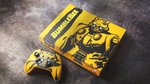 Win 1 of 5 Custom Bumblebee Xbox One X Consoles & Movie Codes Worth $742 from Microsoft