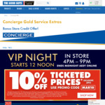 [Concierge Members] Bonus $100 Store Credit When You Spend Over $500 on Fisher & Paykel Appliances @ The Good Guys