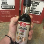 [NSW] Balsamic Vinegar of Modena Spray: 3 for $4 @ Fred's One Stop Shopping, Edensor Park