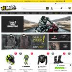 FC Moto (~ $23.57 off ~ $155.56 Spend) or (~ $55 off ~ $312.71 Spend) or (~ $157.14 off ~ $785.69 Spend) + Delivery
