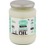 Raw C Organic Virgin Coconut Oil 700ml $5 @ Woolworths