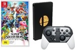 [Switch] Super Smash Bros Ultimate Special Edition $129 @ Big W