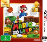 [3DS] Super Mario 3D Land - $22.50 + Delivery (Free with Prime/ $49 Spend) @ Amazon AU
