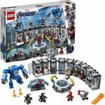 LEGO Marvel Avengers Iron Man Hall of Armor 76125 $55.20 Delivered @ Amazon AU