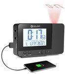 Digoo DG-C10 LCD Projection Clock US $9.19 (~AU $13.64) Delivered @ Banggood