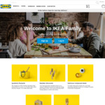 Free $10 Voucher ($10 Min Spend) When You Join IKEA Family @ IKEA