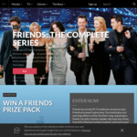Win 1 of 23 Friends Prize Packs Worth Up to $148.90 from Roadshow