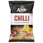 ½ Price Kettle Chilli Chips 175g $2.25 @ Coles