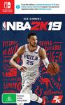 [Switch] NBA 2K19 $20 | Travis Strikes Again No More Heroes $23 + Delivery (Free w/ Prime) @ Amazon AU