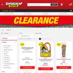 Multi ScrewDriver $4, Measuring Tape $2, 3 Strand Twist Poly Rope 15m $4 (Free Click & Collect) @ Supercheap Auto