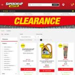 Multi ScrewDriver $4, Measuring Tape $2, 3 Strand Twist Poly Rope 15m $4 (Free Click & Collect) @ Supercheap Auto