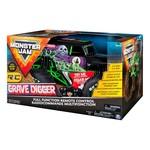 Monster Jam 1:10 Grave Digger Monster Truck RC $49 (Was $99) @ Target