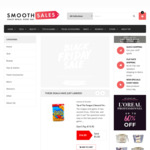 20% Off Toys, Tech, Beauty & More @ Smooth Sales