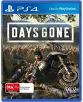 [PS4] Days Gone $24, Detroit: Become Human $24, No Man's Sky $19, PlayStation Hits Games $17, More @ JB Hi-Fi