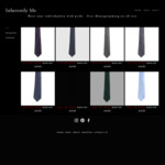 100% Silk Tie $31.50 (Was $69.95) Up to 55% off plus Free Shipping, Monogramming & Gift Wrapping @ InherentlyMe