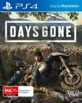 [PS4] Days Gone $24 + Delivery (Free with Prime / $39 Spend) @ Amazon AU