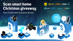 Win a Smart Home Package Worth Over $1,890 from Scan