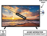 "Bauhn 43"" Full HD TV with Built-in DVD Player $279, Bauhn Bluetooth Soundbar $69.99 @ ALDI"