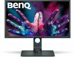 """BenQ 32"""" Designer Monitor PD3200U, 3840x2160 4K UHD, IPS, 100% sRGB PD3200U $1039.20 @ Amazon AU and JB Hi-Fi"""