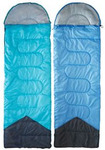 Adult Size Sleeping Bags, Three Season Weight $9, Summer Weight Double Pack $15, Deluxe Size $17 @ Target