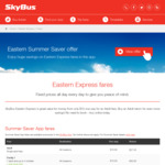 $15 One-Way Gold Coast/Byron Bay via Skybus App @ Skybus