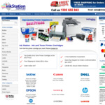 20% off Compatible Ink and Toner Cartridges @ InkStation.com.au
