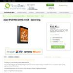 Apple iPad Mini (2019) 256GB - Space Grey (Wifi Only) $593 Delivered @ ShopZero