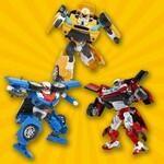 Korean Transforming Tobots X, Y & Z Bundle 3 for 2 Price Sale $158 ($49 off) + Free Delivery @ Fantasy Kids