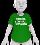 [XB1] Free Avatar - Stay, Stay, Play @ Microsoft Store