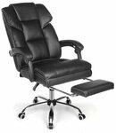 [Preorder] BlitzWolf BW-OC1 Ergonomic Office Chair & Foot Rest - AU Stock $69.99 US (~$107.76 AU) Delivered @ Banggood