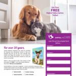 Free - Digital Subscription to Animal Wellness Magazine (value $24) - Animal Wellness Magazine