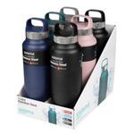 ½ Price Sistema Stainless Steel Dual Walled Bottle 1L $15 @ Woolworths