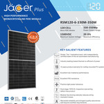 [QLD] 10.5kw (32x 330W) Jager Plus MONO and Growatt 8kw Single Phase Inverter $4989 Installed @ Reliance Solar